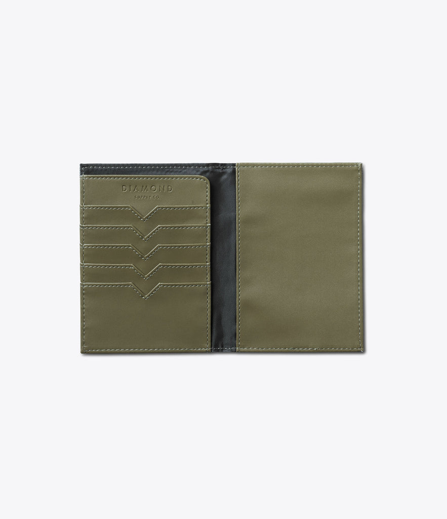 Camo Passport Holder, Holiday 2016 Accessories -  Diamond Supply Co.