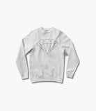 Brilliant Crewneck Sweatshirt, Summer 2016 Delivery 2 Crewneck Sweatshirts -  Diamond Supply Co.