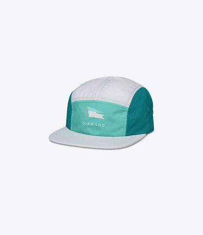 Monte Carlo 5-Panel Camp Hat