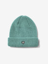 Brilliant Patch Beanie - Diamond Blue