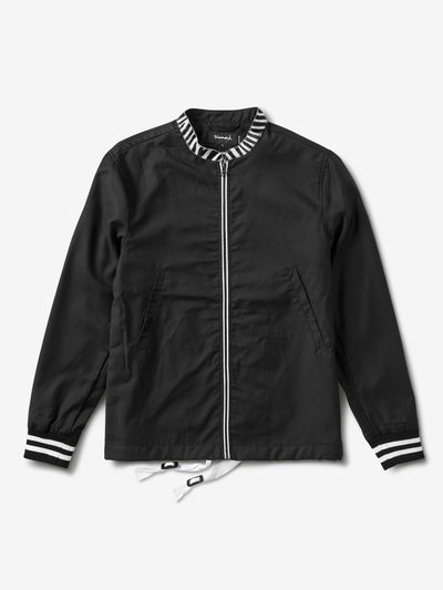 Diamond Arch Jacket - Black