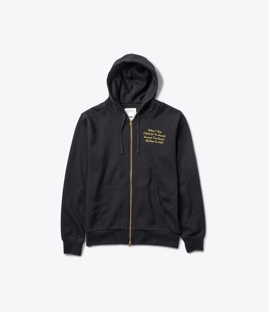 Pacific Tour Zip Hoodie, Spring 2017 Delivery 1 Cut-N-Sew -  Diamond Supply Co.