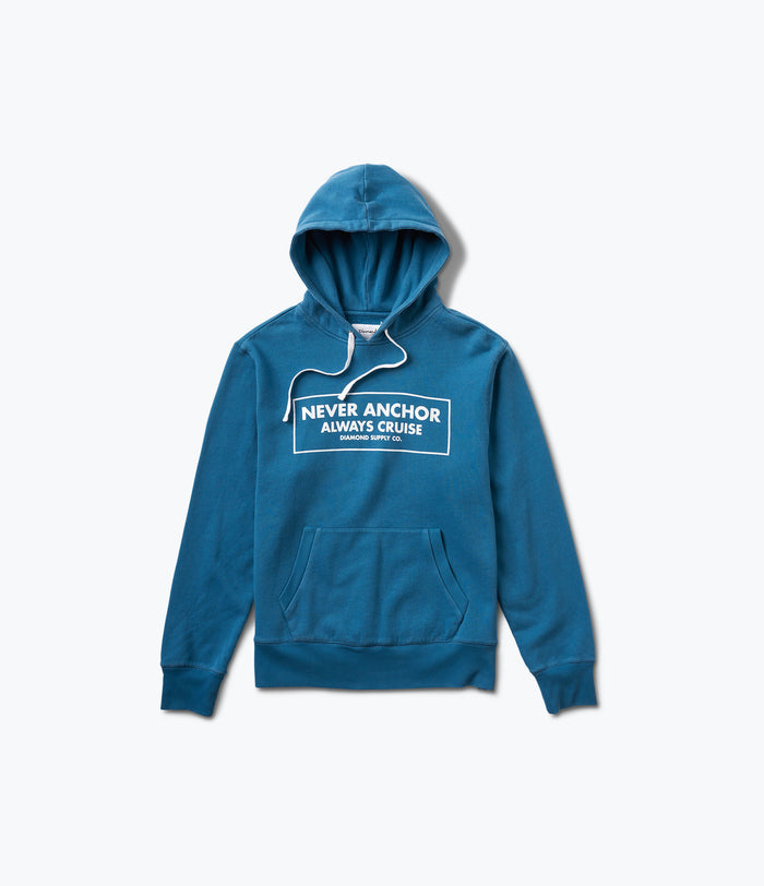 Cruiser Hoodie, Summer 2017 Delivery 1 Cut-n-Sew -  Diamond Supply Co.