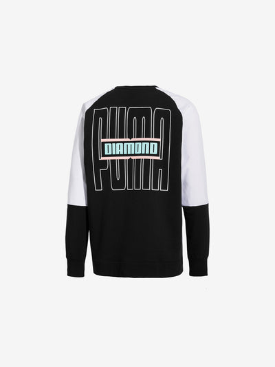 Diamond x Puma Crew - Black, Puma 2019 -  Diamond Supply Co.
