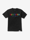 Building Blocks Tee - Black,  -  Diamond Supply Co.