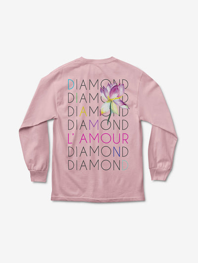 L'Amour Longsleeve - Light Pink