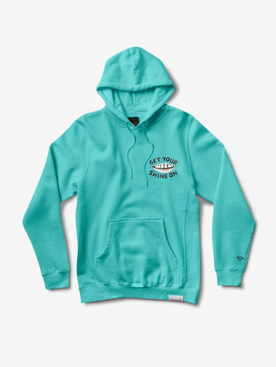 Shine On Hoodie - Diamond Blue