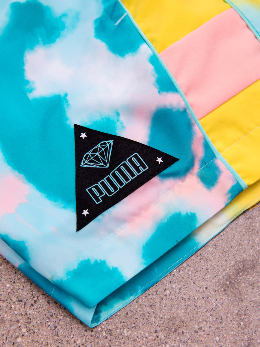 Diamond x Puma Shorts - White
