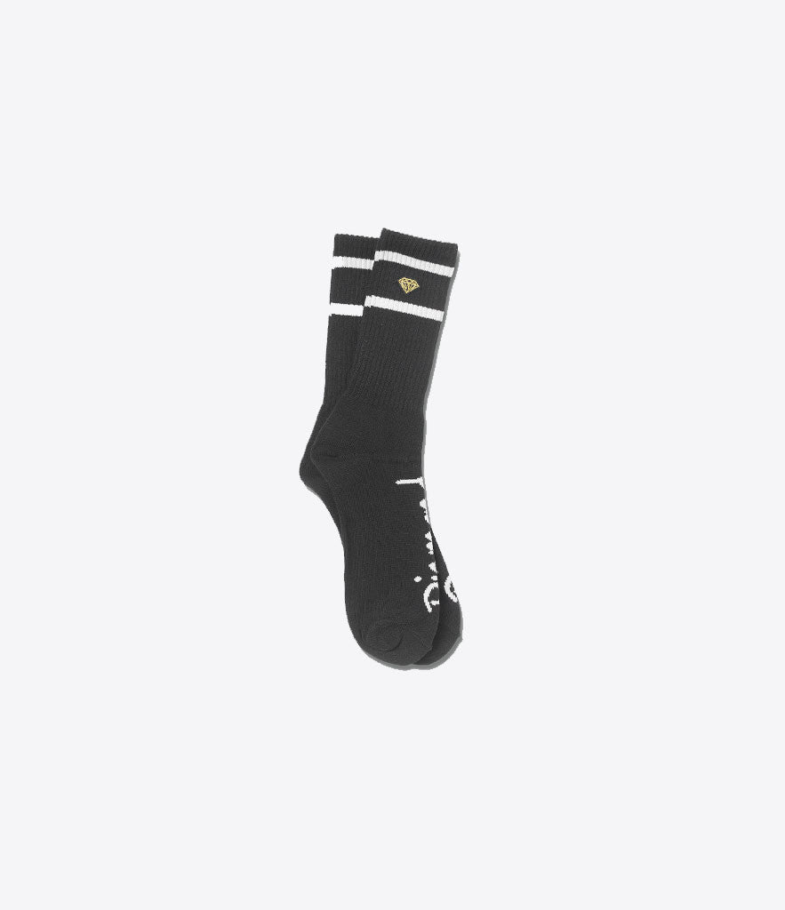 DMND High Stripe Socks, Socks -  Diamond Supply Co.