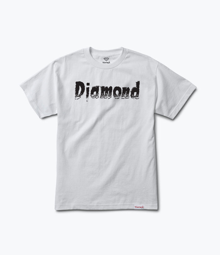 Die Die Logo Tee, Fall 2017 -  Diamond Supply Co.