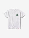 Un-Polo Tee - White, Spring 19 -  Diamond Supply Co.