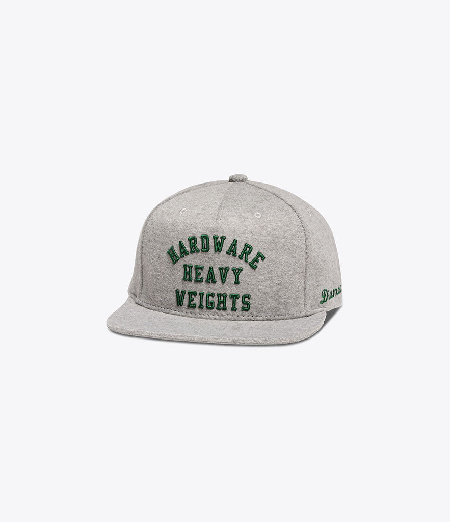 Hardware Heavyweights Snapback, Fall 2016 Headwear -  Diamond Supply Co.