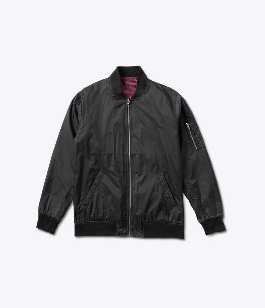 Radiant Reverse Bomber Jacket, Fall 2016 Jackets -  Diamond Supply Co.