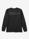 Diamond Thermal Longsleeve - Black