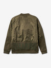 Stadium Bomber Jacket - Green