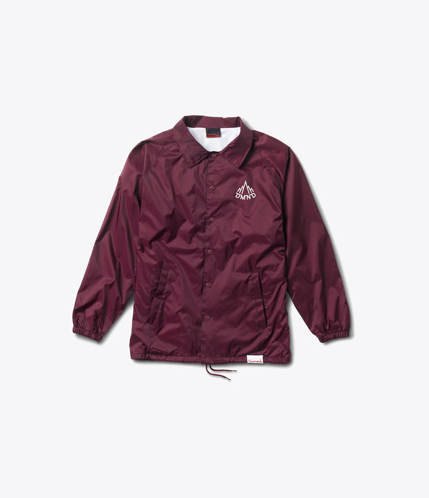 Mountaineer Coaches Jacket, Holiday 2016 Delivery 1 Jackets -  Diamond Supply Co.
