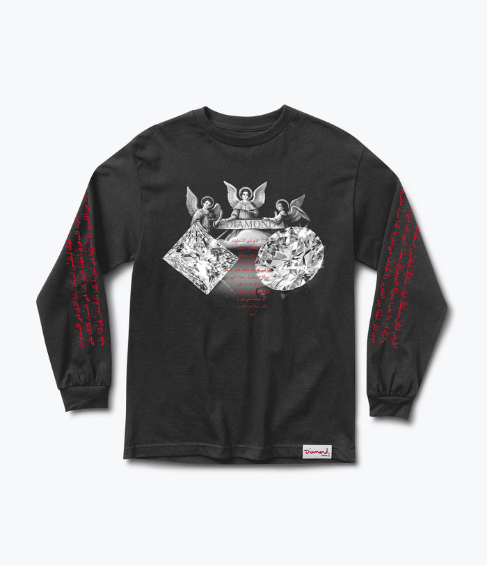 Prayer Longsleeve Tee, Holiday 2017 Delivery 3 -  Diamond Supply Co.