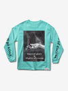 Nights of Excess Longsleeve - Diamond Blue