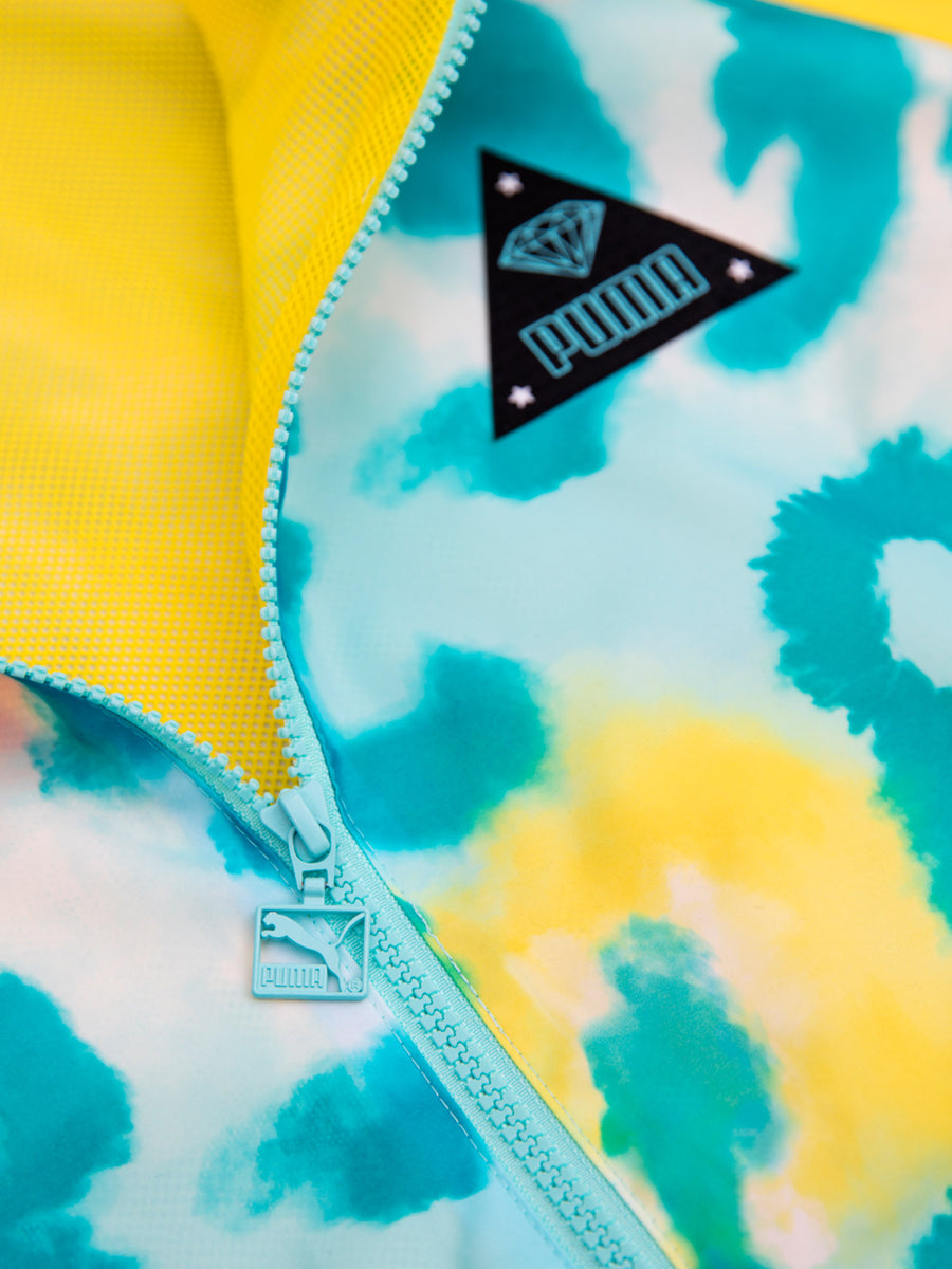 Diamond x Puma XTG Track Jacket - White