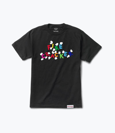 Firecracker Tee, Limited Additions -  Diamond Supply Co.