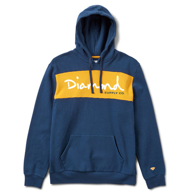 OG Script Knit Hoodie, Spring 2018 Delivery 2 Cut-N-Sew -  Diamond Supply Co.