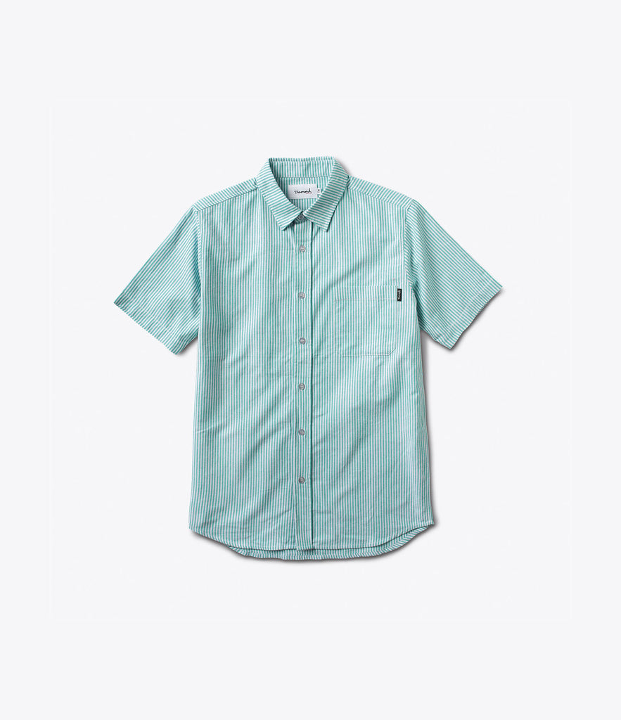 Monte Carlo Short Sleeve Woven Shirt, Summer 2016 Delivery 1 Cut-N-Sew -  Diamond Supply Co.