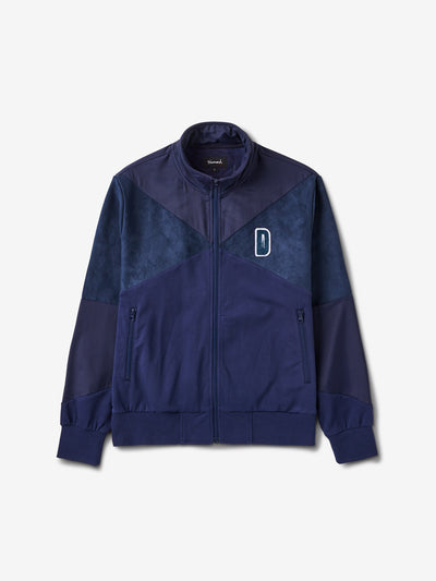 Diamond x Dave East Track Jacket - Navy, Dave East -  Diamond Supply Co.