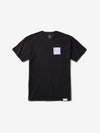 Mini OG Script Tee - Black/Purple