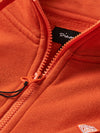 Diamond Mock Neck Pullover - Orange,  -  Diamond Supply Co.