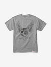How Fast Tee - Heather Grey
