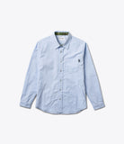 Field Oxford Longsleeve Woven Shirt, Spring 2017 Delivery 1 Cut-N-Sew -  Diamond Supply Co.