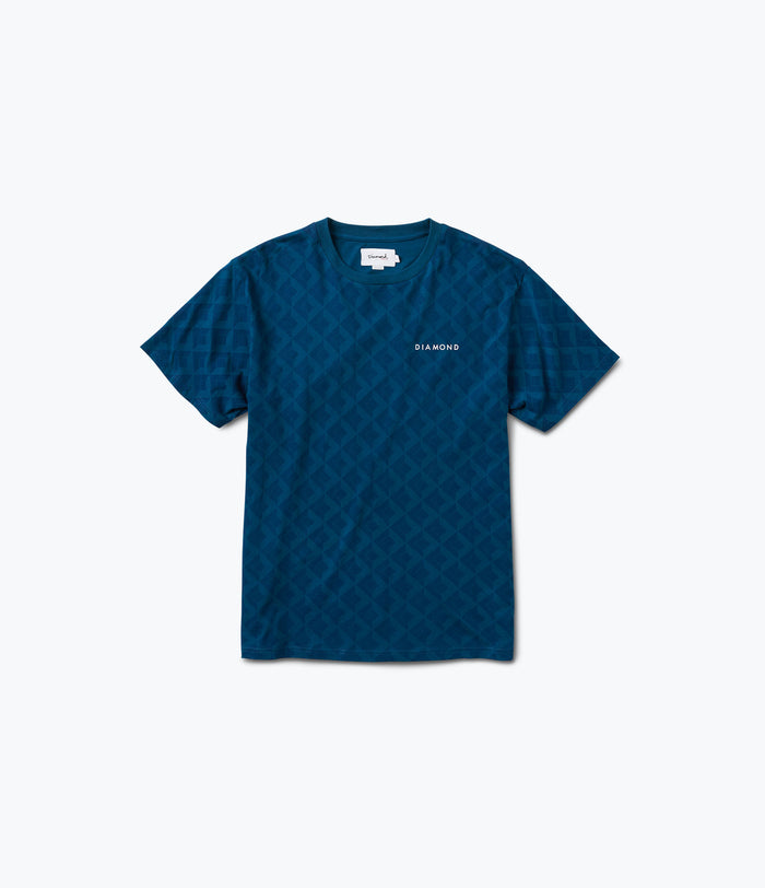 Diamond Tiles Short Sleeve Tee, Summer 2017 Delivery 1 Cut-n-Sew -  Diamond Supply Co.