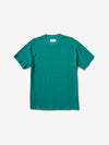 Brilliant Oversized Knit Tee - Teal