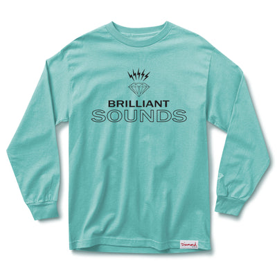 Diamond Records Longsleeve, Spring 2018 Delivery 1 Tee Printable -  Diamond Supply Co.