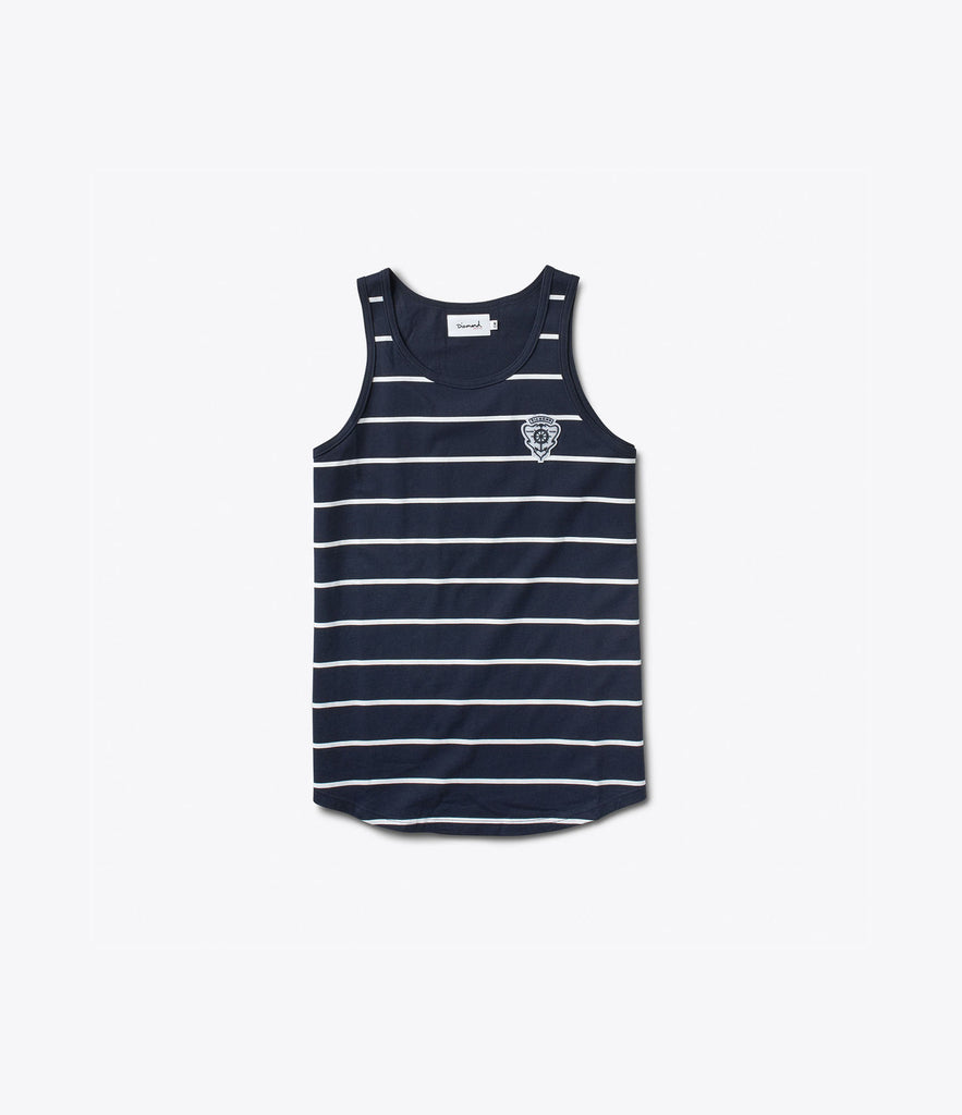 Hamilton Tank Top, Summer 2016 Delivery 1 Cut-N-Sew -  Diamond Supply Co.