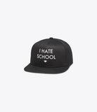 I Hate School Unstructured Snapback, Spring 2017 Delivery 1 Headwear -  Diamond Supply Co.