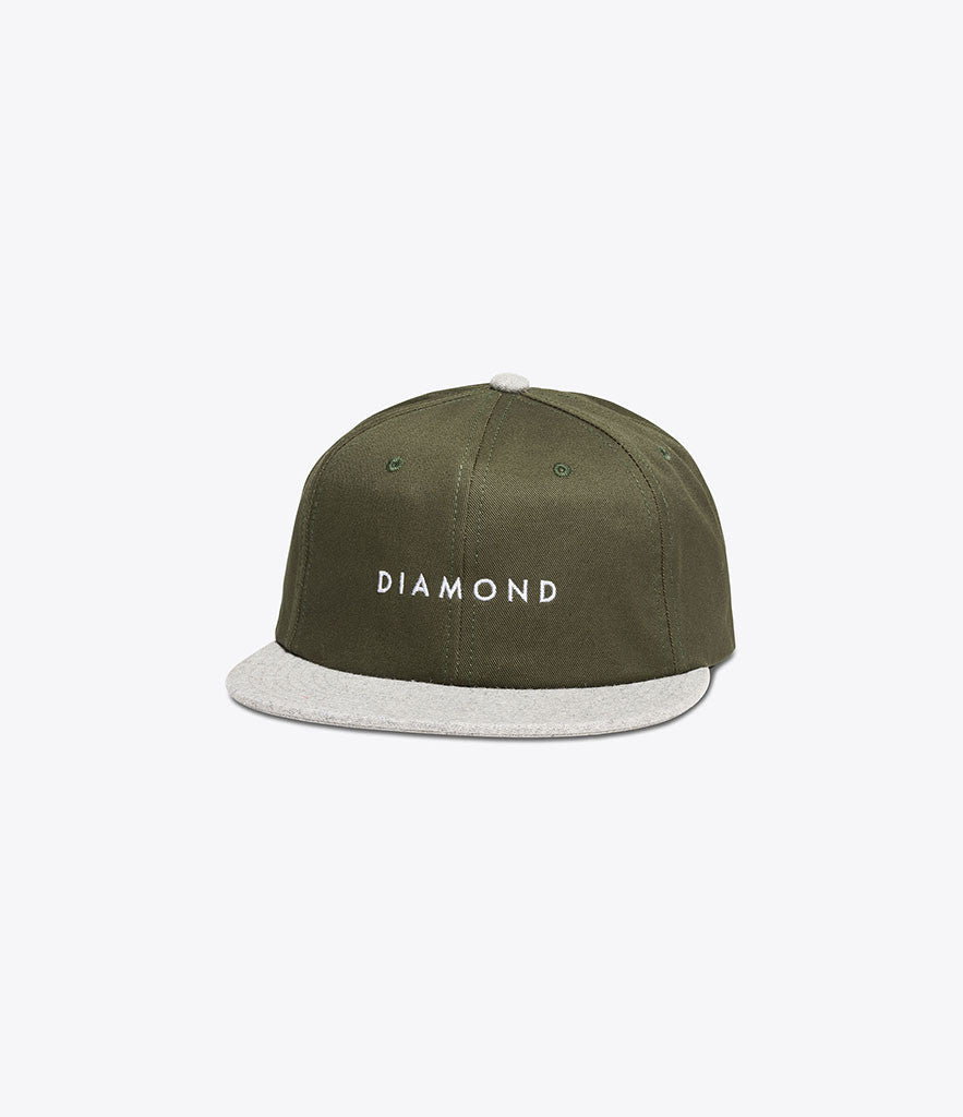 Leeway Unstructured Snapback, Fall 2016 Headwear -  Diamond Supply Co.