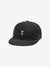 Screwed Up Unstructured Hat - Black