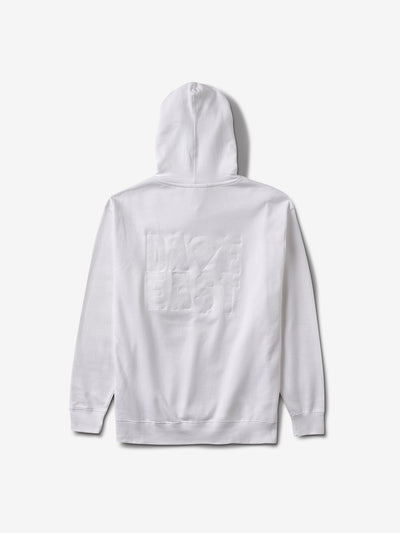 Diamond x Dave East Hoodie - White