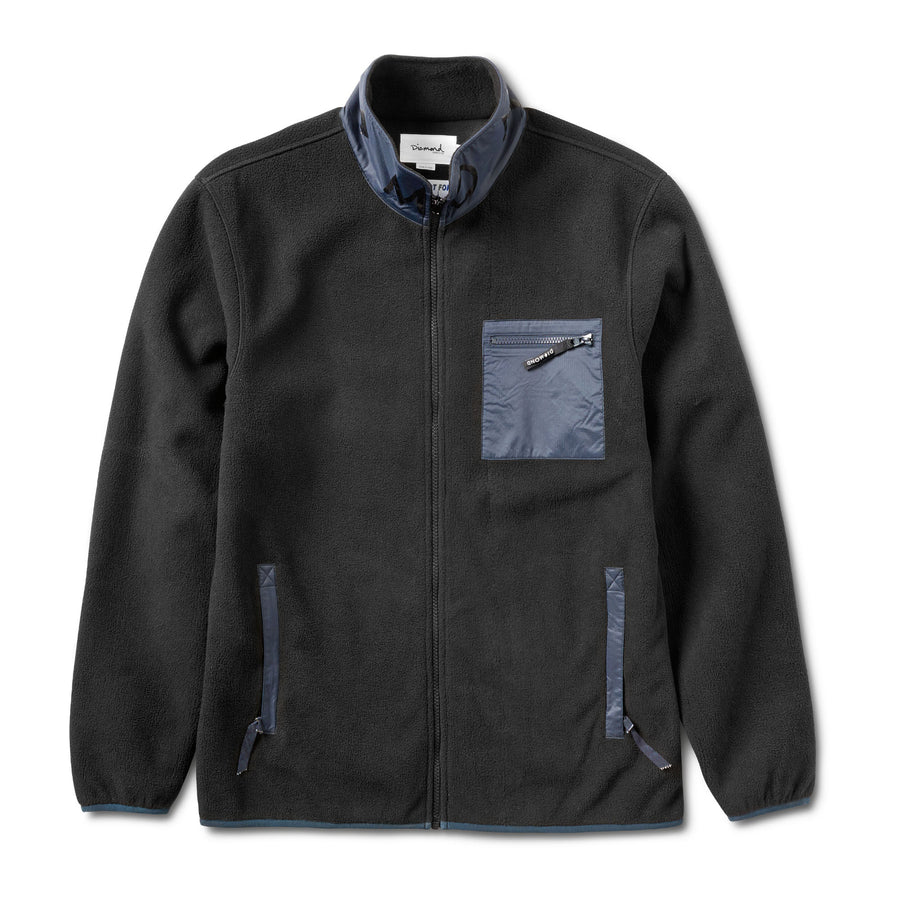 Marquise Polar Fleece Zip-Up