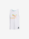 Diamond x Puma Tank - White
