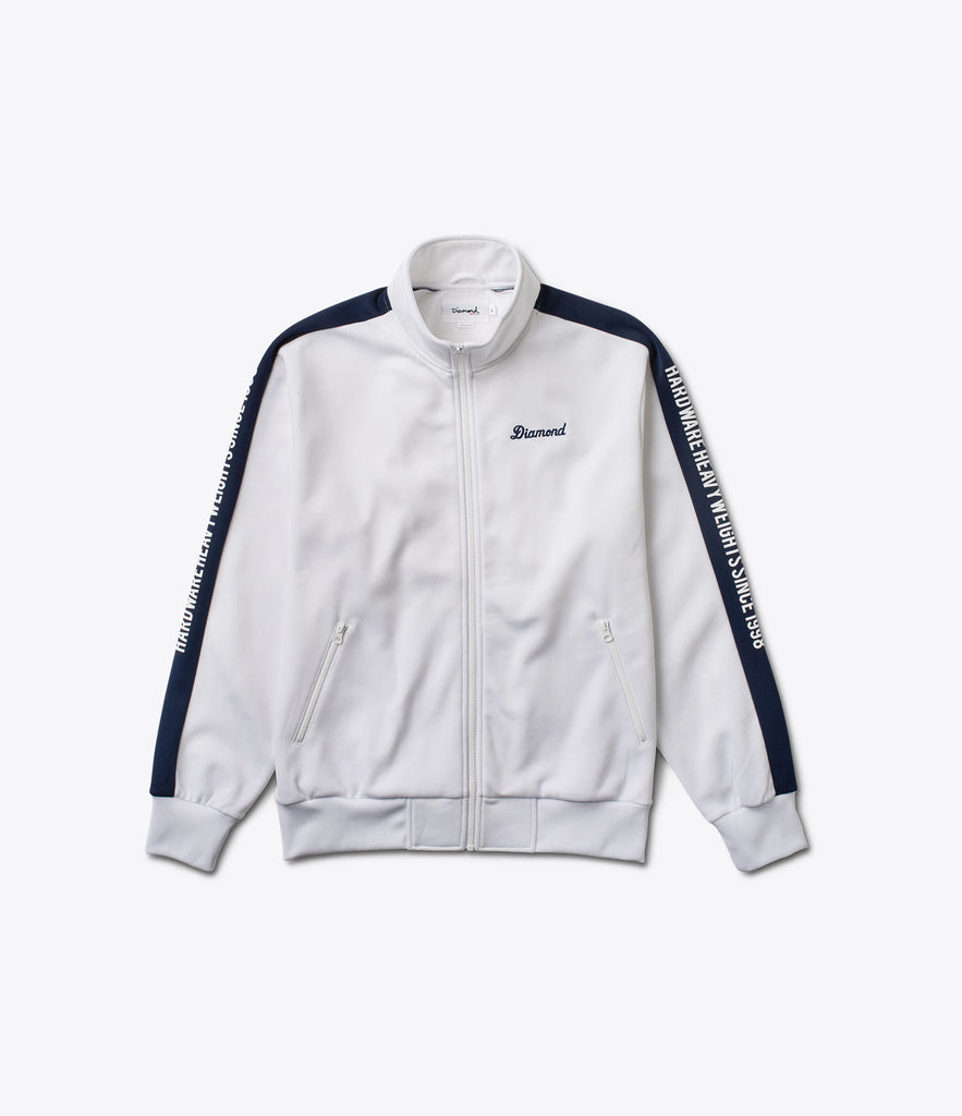Stadium Full Zip Warm Up Jacket, Spring 2017 Delivery 1 Cut-N-Sew -  Diamond Supply Co.