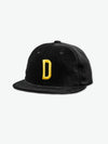 Home Team Strapback Hat - Black