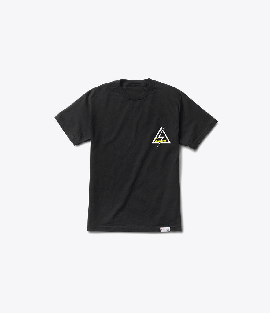 DMND Electric Tee, Holiday 2016 Delivery 1 Tees -  Diamond Supply Co.