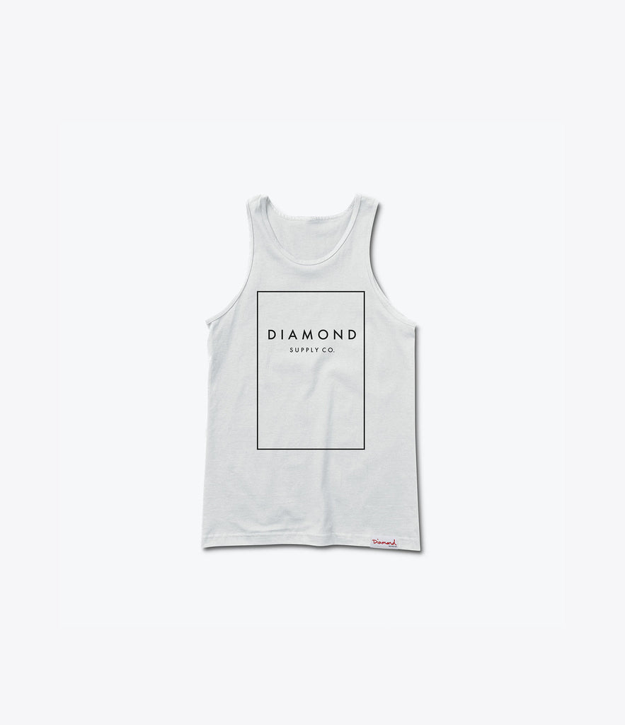 Boxed In Tank Top, Summer 2016 Delivery 2 Tank Tops -  Diamond Supply Co.