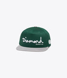 OG Script Snapback, Fall 2016 Headwear -  Diamond Supply Co.