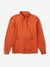 Diamond Mock Neck Pullover - Orange