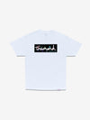 Colors Box Logo Tee - White, Fall 2019 -  Diamond Supply Co.
