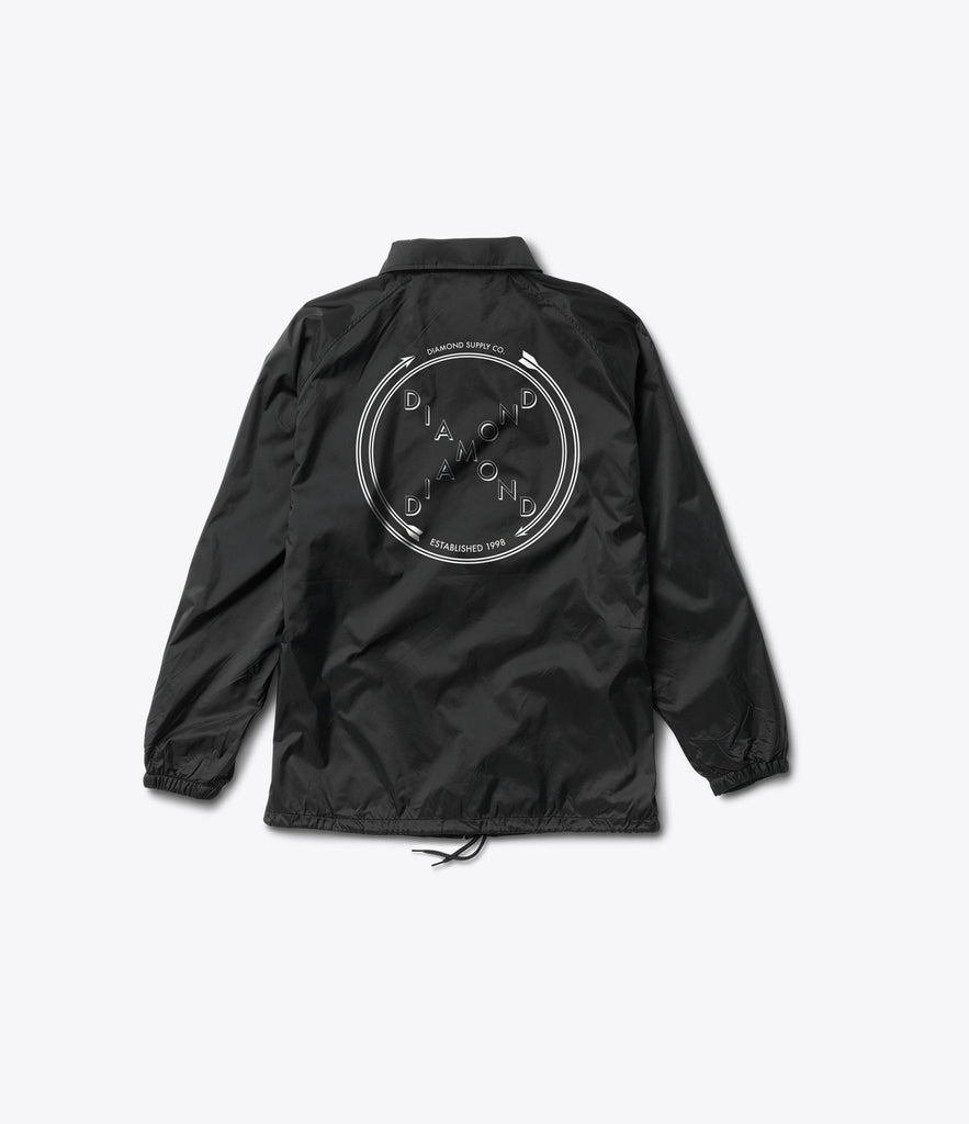 Crossed Up Coaches Jacket