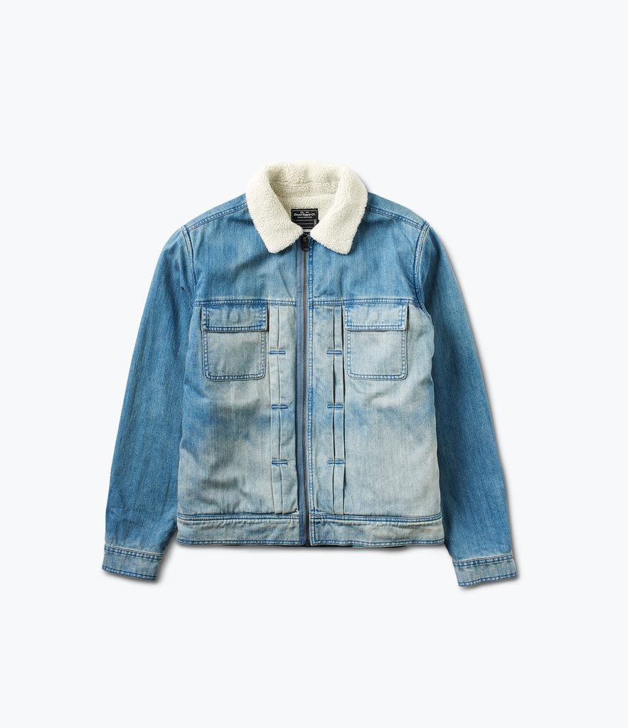 Spinel Denim Jacket